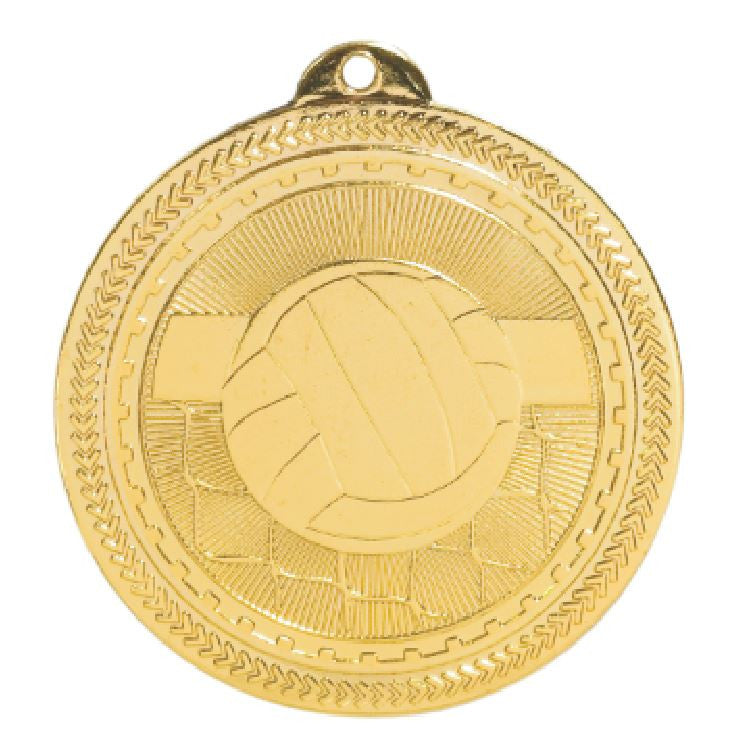 Volleyball Medals Team Sport Award Trophy W/FREE Lanyard FREE SHIPPING BL220 - Winter Park Products