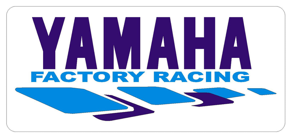 Yamaha Racing Sticker R57 - Winter Park Products