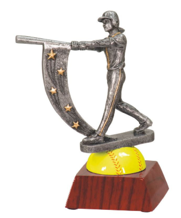 WHOLESALE Lot of 12 Female Softball Trophy Award $8.99 ea. FREE Shipping ASR102 - Winter Park Products