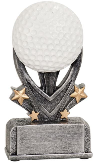 WHOLESALE Lot of 12 Golf Trophy Award $5.79 ea. FREE Shipping VSR105 - Winter Park Products
