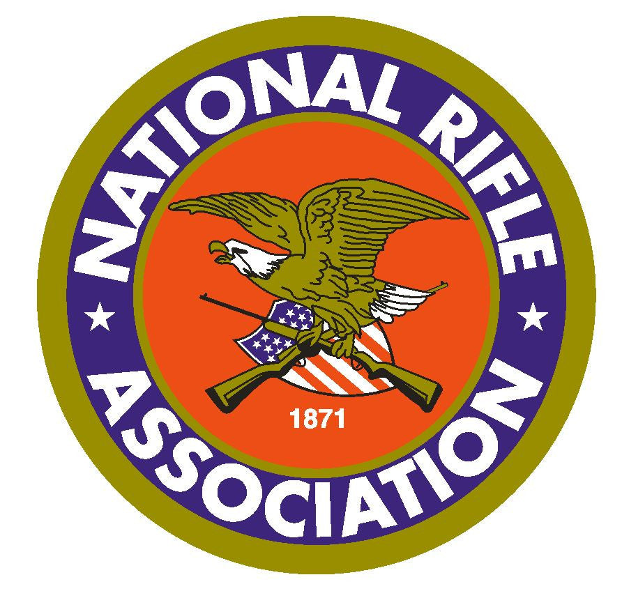 NRA National Rifle Association Sticker R1 - Winter Park Products