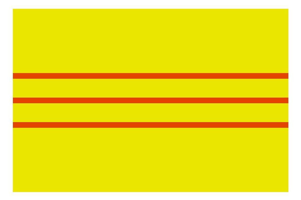 SOUTH VIETNAM Vinyl International Flag DECAL Sticker MADE IN THE USA F476 - Winter Park Products