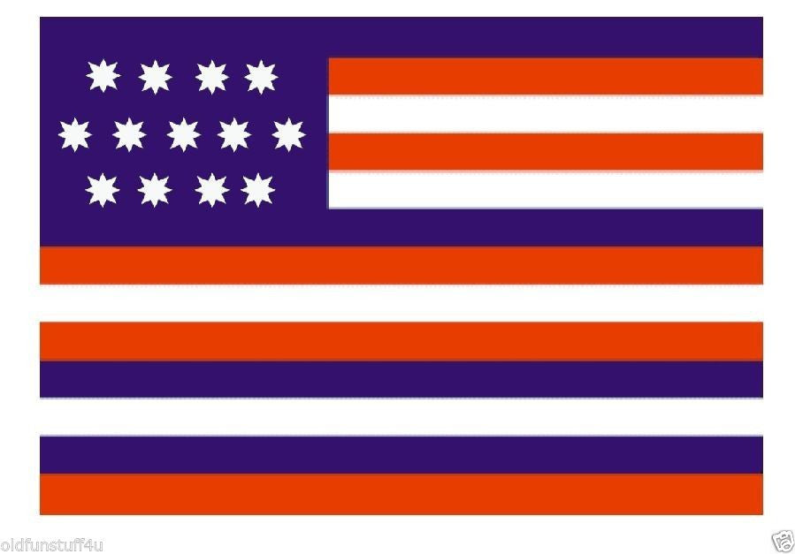 Serapis Starburst United States Historic Flag Sticker Decal F612 - Winter Park Products