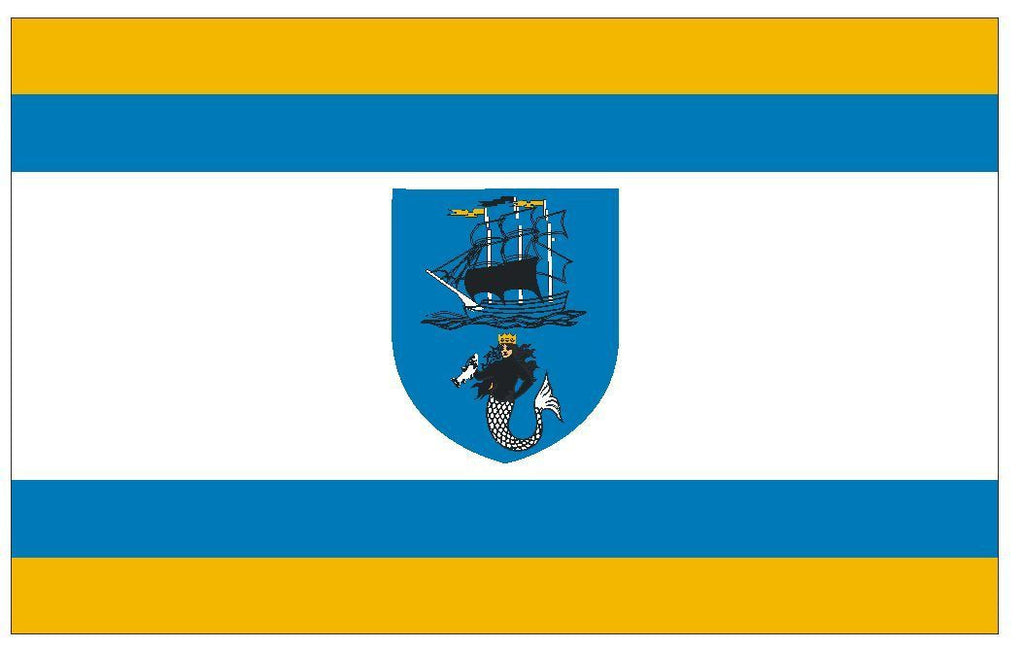 USTKA Poland Vinyl International Flag DECAL Sticker MADE IN THE USA F541 - Winter Park Products