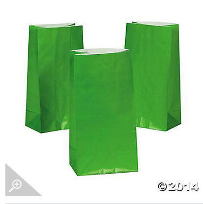 Green Paper Bags AS LOW AS 26¢ ea - Winter Park Products