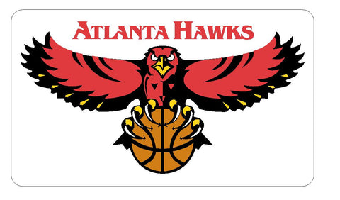 Atlanta Hawks Sticker S80 Basketball