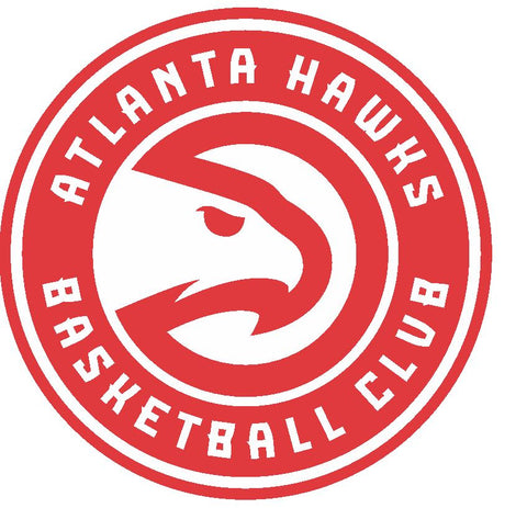 Atlanta Hawks Sticker S79 Basketball