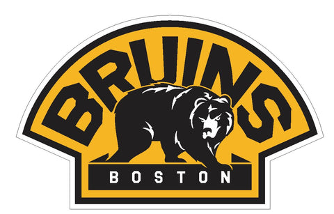 Boston Bruins Sticker S107 Hockey