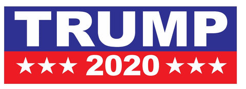 2020 TRUMP BUMPER STICKER or Helmet Sticker D3707