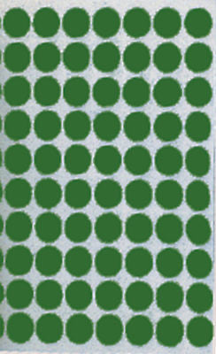 "1/2"" Green Felt Dots Surface Protector Felt Pads TROPHY Lamp supplies CRAFTS - Winter Park Products"