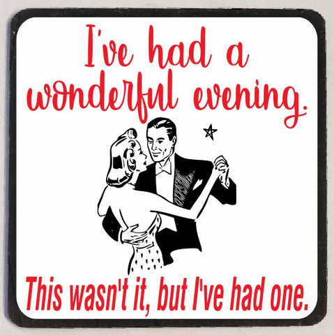 M77 Wonderful Evening Funny Magnet
