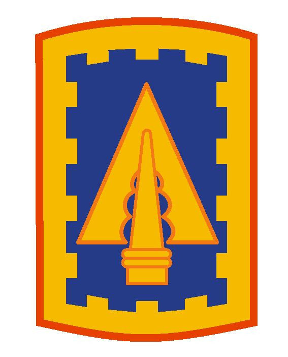 108th Air Defense Artillery Brigade Sticker Military Armed Forces R628 - Winter Park Products