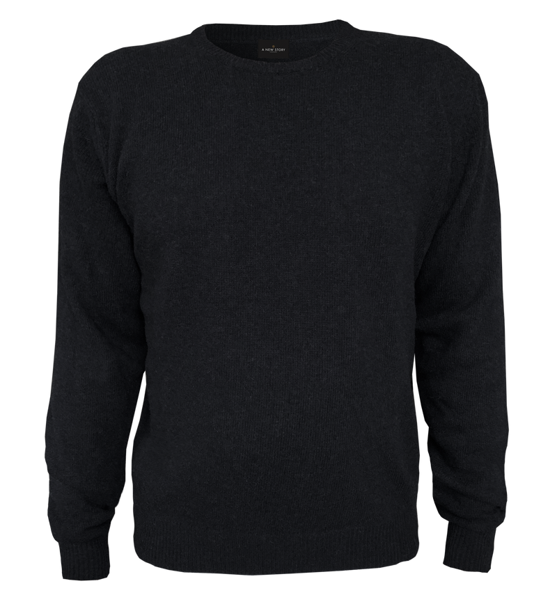 Oak Roundneck - Menswear recycled knit