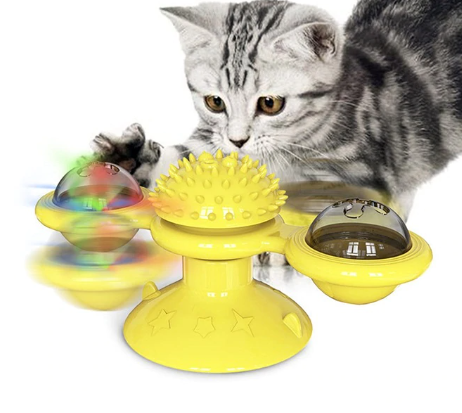 Windmill Toy+ - Pawsitive Products