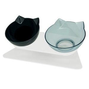 Anti-Vomit, Spill Resistant, Modern Cat Bowl (50% OFF) - Pawsitive Products