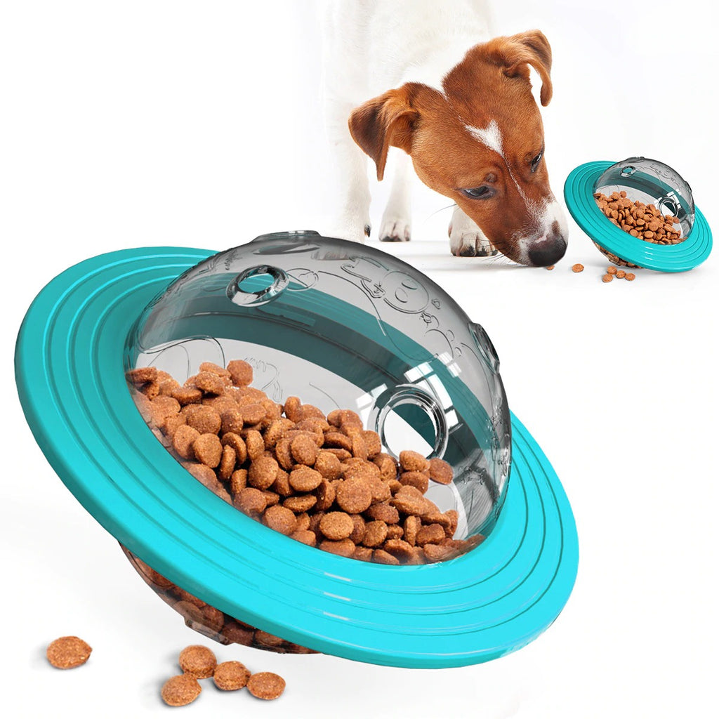 Durable Disc Toy and Slow Feeder (33% OFF) - Pawsitive Products
