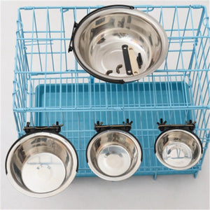 Twisty Fit Stainless Steel Food Bowl and Elevated Holder (40% OFF) - Pawsitive Products