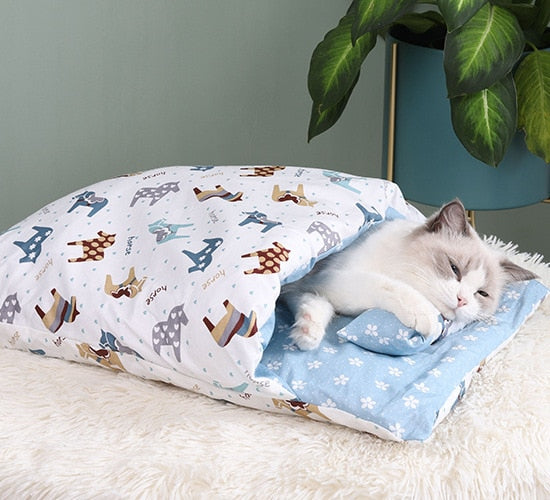 Napnest-Pet Sleeping Bag - Pawsitive Products