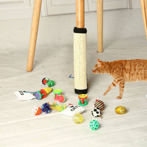 Portable Scratching Post Mat - Pawsitive Products