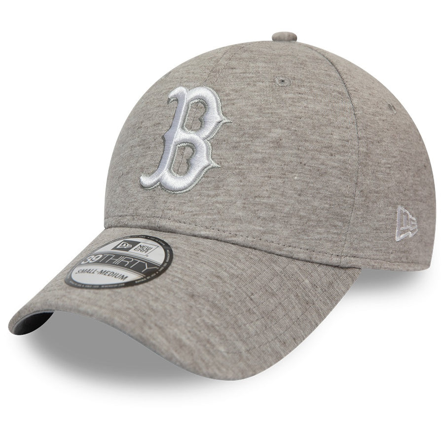 Boston Red Sox 39Thirty Jersey Essential Grey Cap