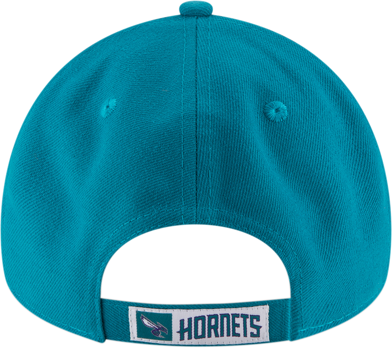 Charlotte Hornets 9Forty NBA The League Blue/White Cap