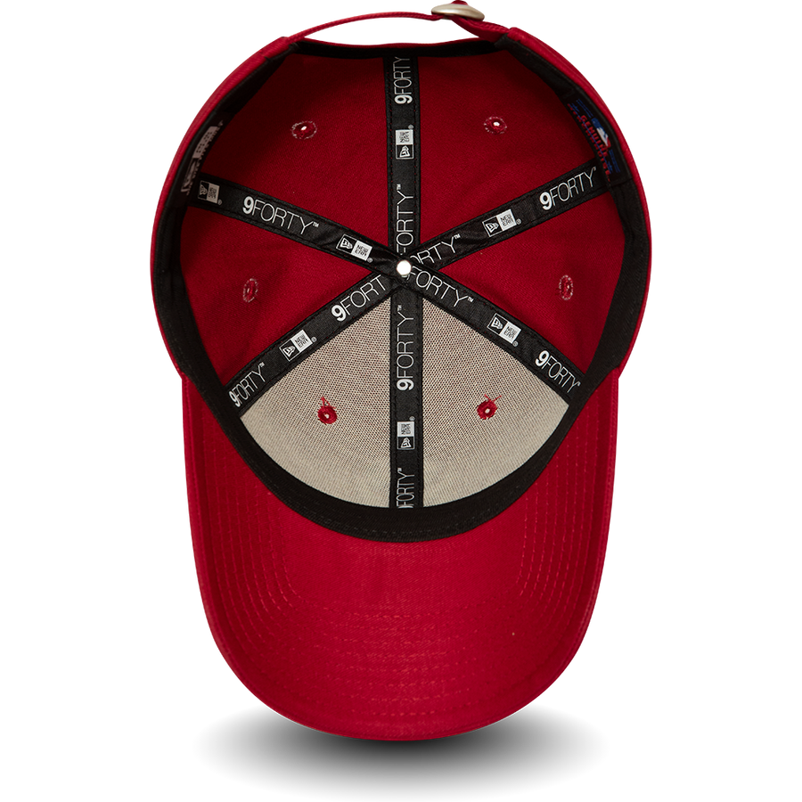 New York Yankees 9Forty Womens League Essential Red/White Cap