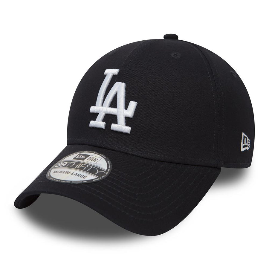 Los Angeles Dodgers 39Thirty MLB League Basic Navy/White Cap