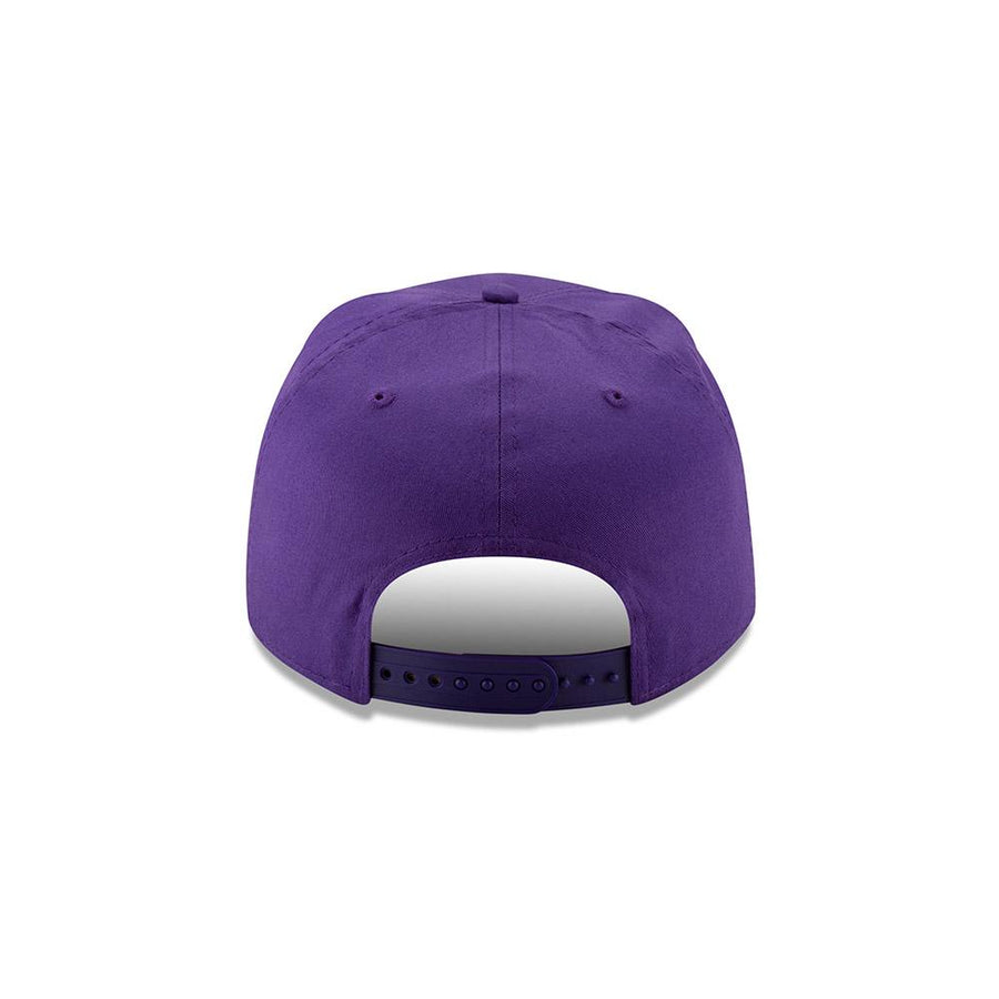 Los Angeles Lakers 9Fifty Team Stretch Purple Cap