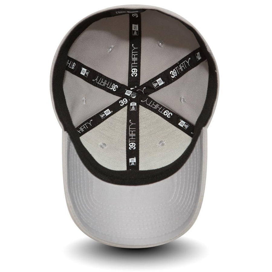 New Era 39Thirty Flag Collection Grey/White Cap