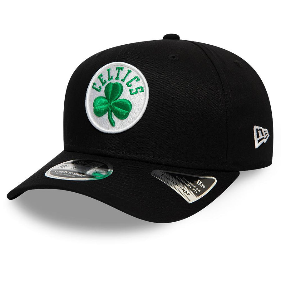 Boston Celtics 9Fifty Team Stretch Black/Green Cap