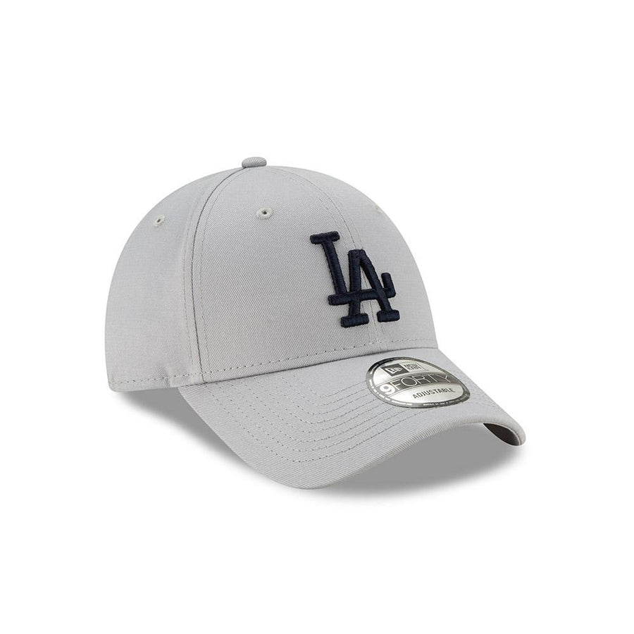Los Angeles Dodgers 9Forty League Basic Grey Cap