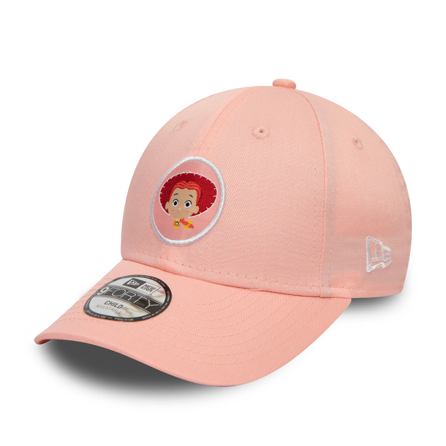 Jessie 9Forty Kids Toy Story Blush Cap