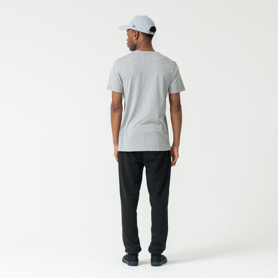 New Era Established Heritage Grey Tee