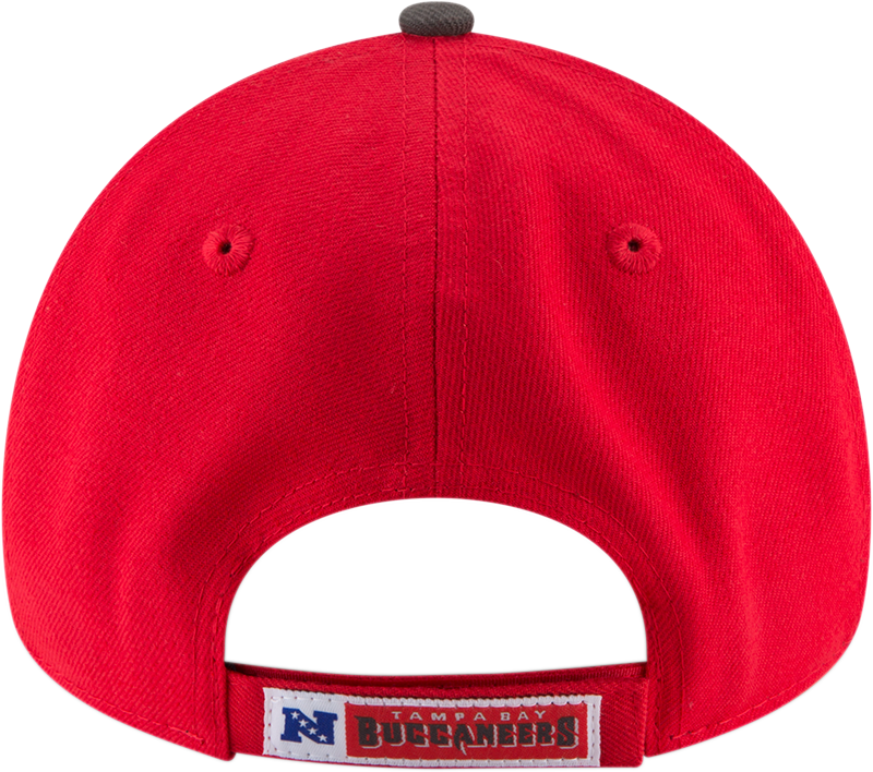 Tampa Bay Buccaneers 9Forty NFL The League Red/Black Cap
