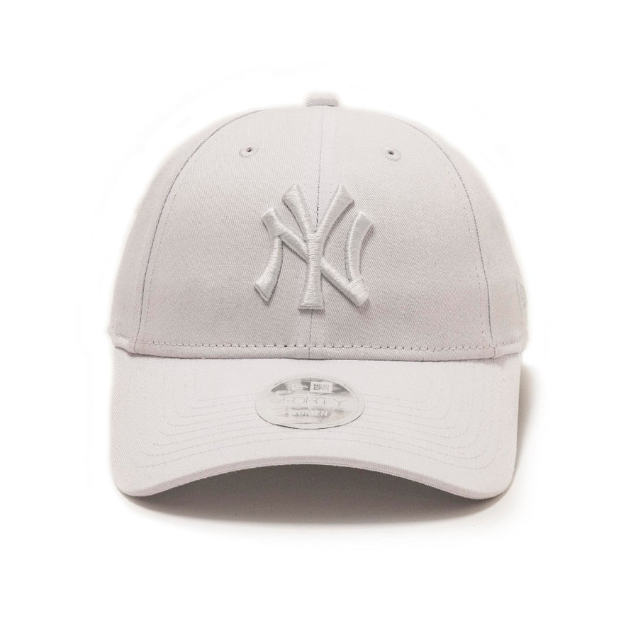 New York Yankees 9Forty Womens Essential White Cap