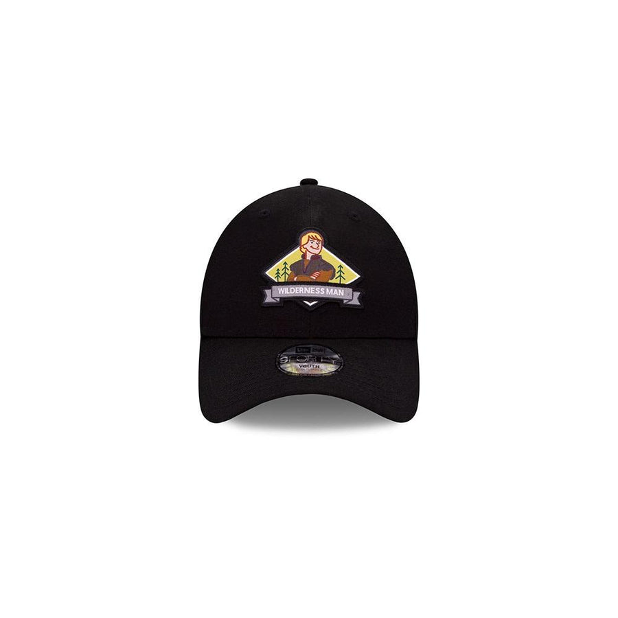 Frozen 9Forty Kids Kristoff Black Cap