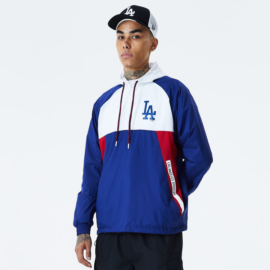 Los Angeles Dodgers Ripstop Royal Windbreaker