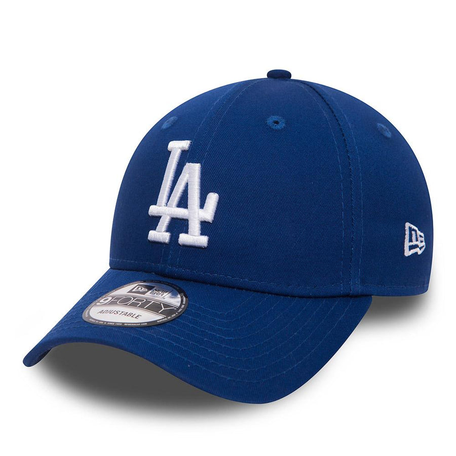 Los Angeles Dodgers 9Forty League Basic Royal/White Cap