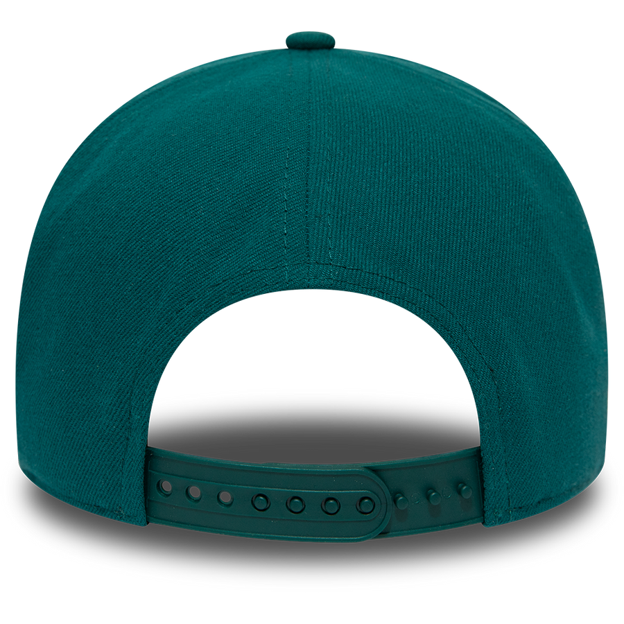 New Era Trucker Fast East Green Cap