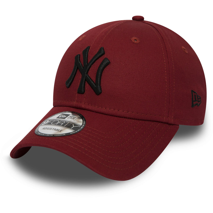 New York Yankees 9Forty League Essential Red/Black Cap