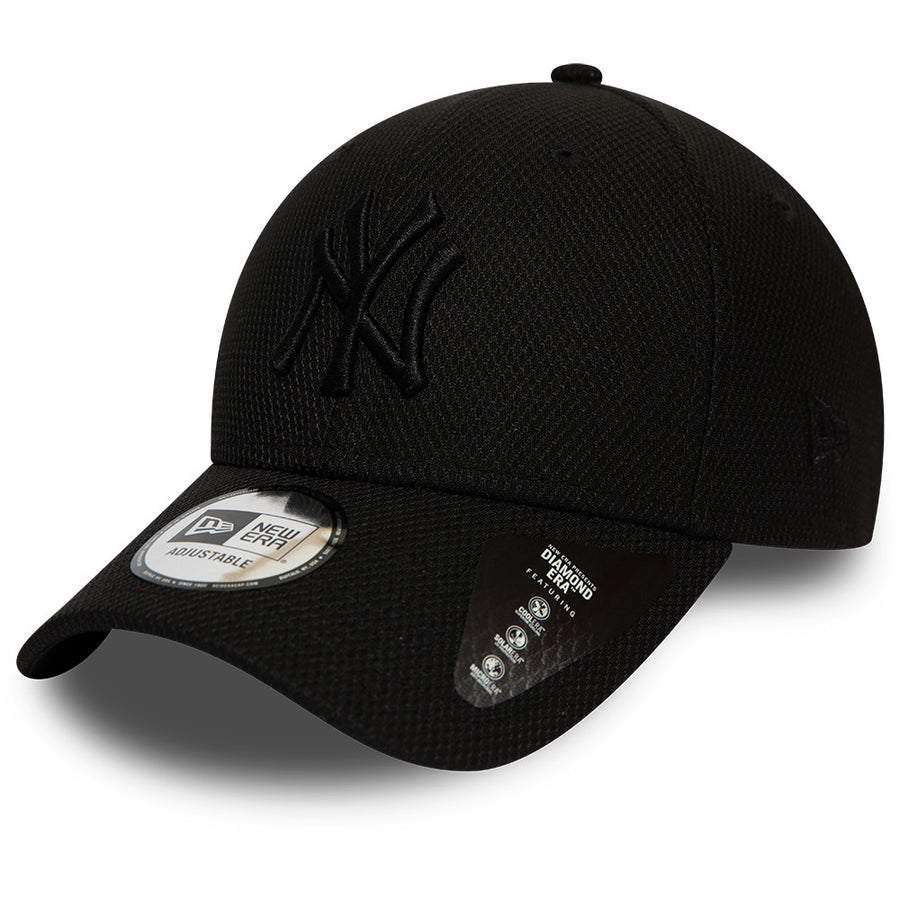 New York Yankees 9Forty Mono Team Colour Black Cap