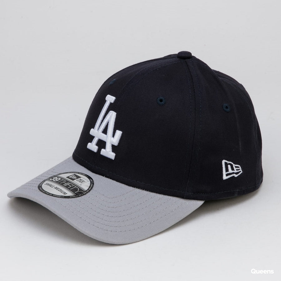 Los Angeles Dodgers 39Thirty League Essential Navy/White Cap