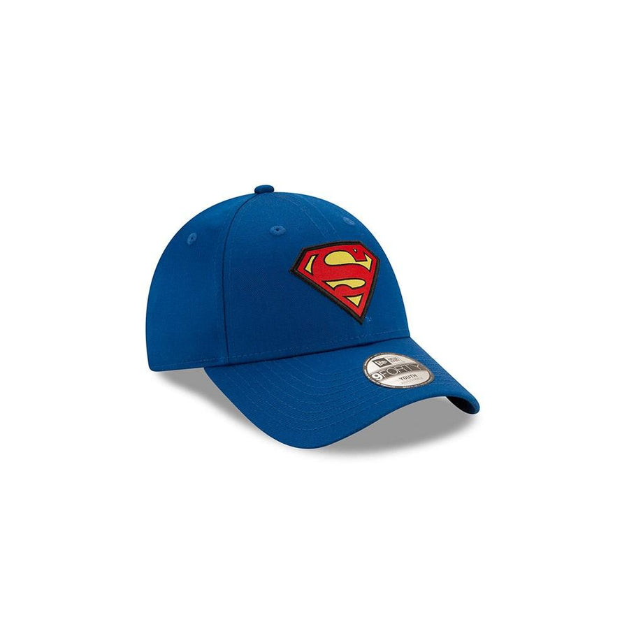 Superman 9Forty Kids Character Royal Cap
