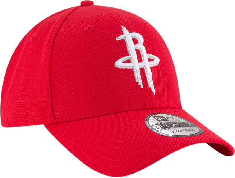 Houston Rockets 9Forty NBA The League Red/White Cap