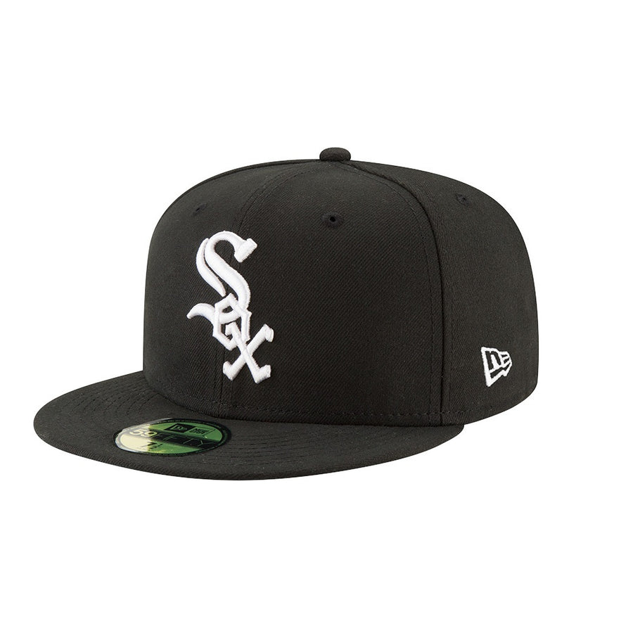Chicago White Sox 59Fifty MLB AC Perf Black Cap