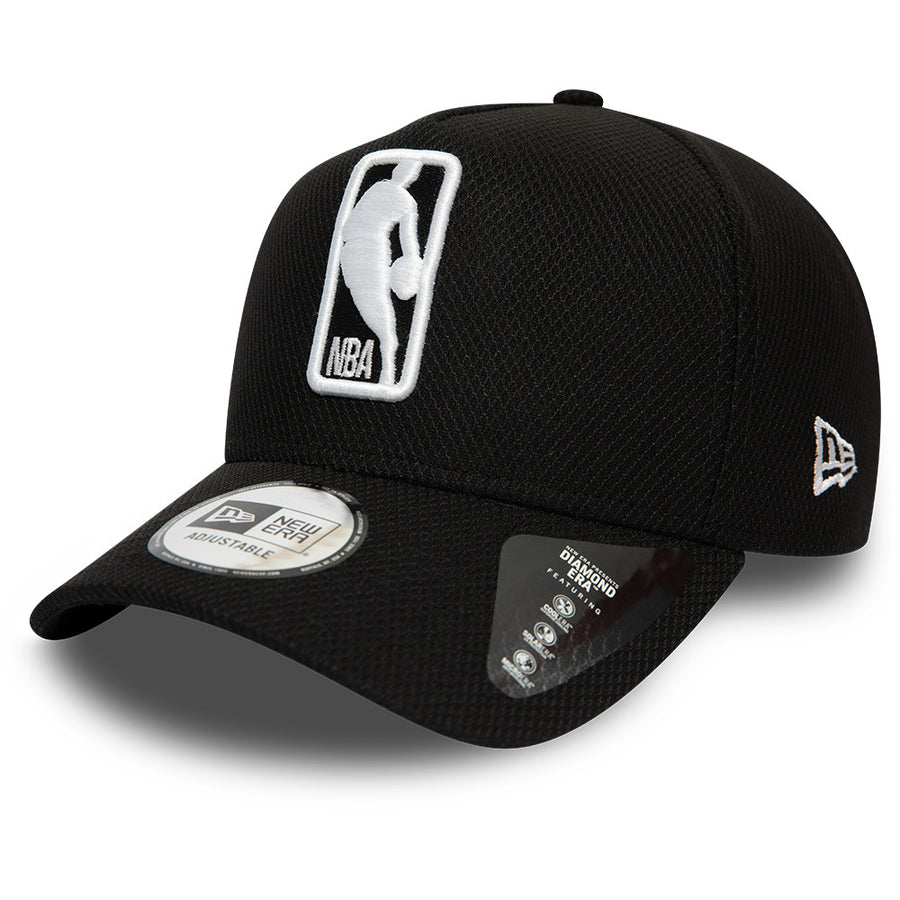 National Basket Ball Association Trucker NBA Black Base Cap