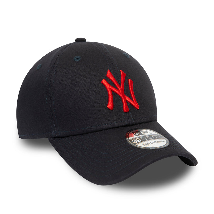 New York Yankees 39Thirty League Essential Navy/Red Cap