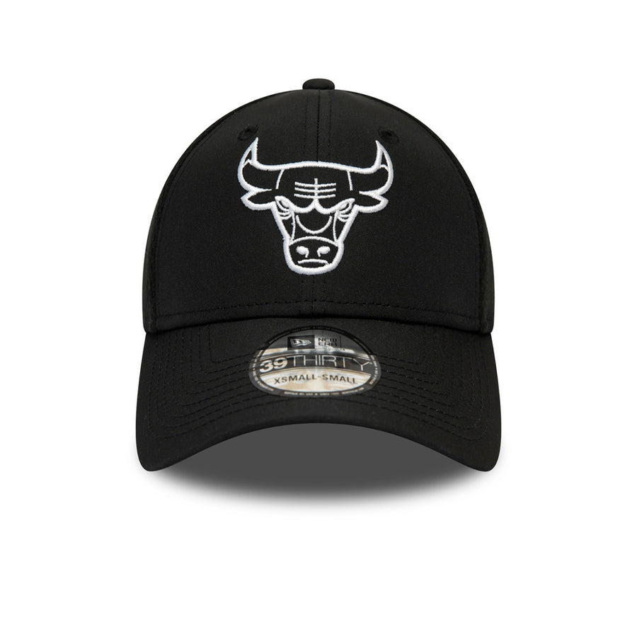 Chicago Bulls 39Thirty NBA Dashback Black Cap