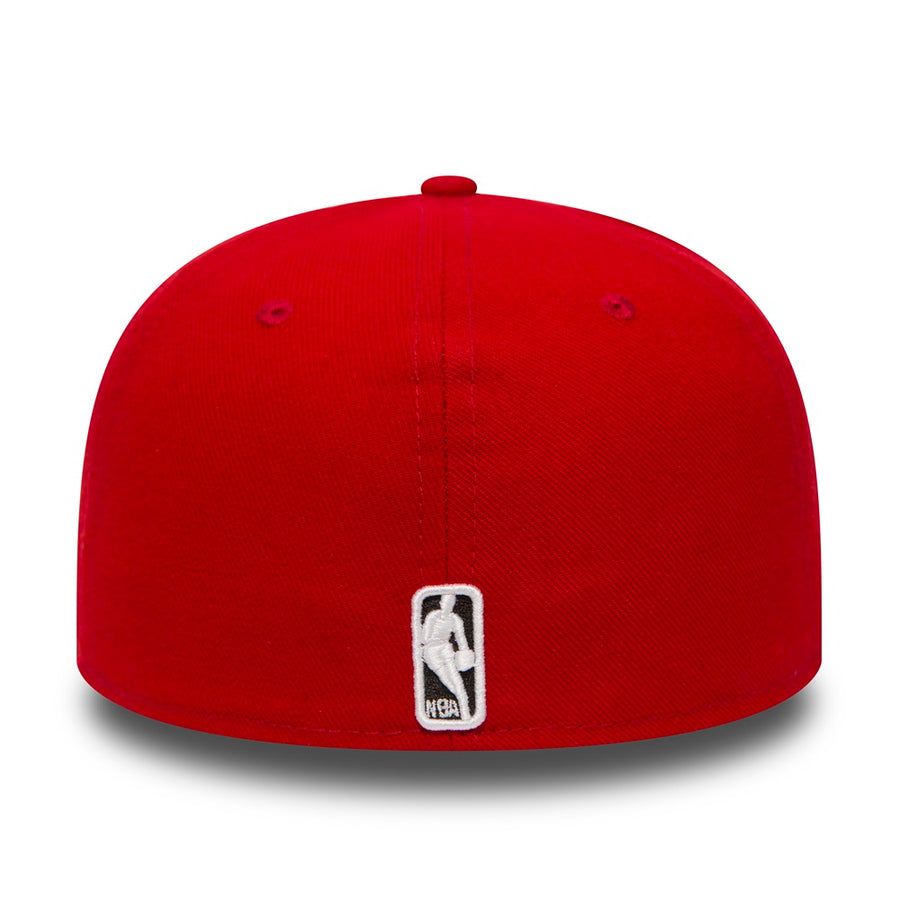 Chicago Bulls 59Fifty NBA Basic Red/Black Cap