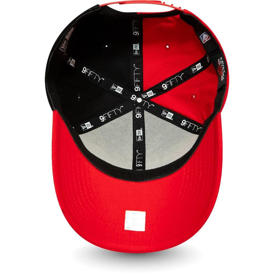 Chicago Bulls 9Fifty Stretch Snap NBA Team Split Black/Red Cap